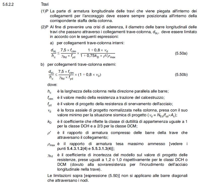 Testo dell'Eurocodice 8